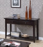 Coaster Whitehall Cappuccino Sofa Table Available Online in Dallas Fort Worth Texas