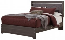 Ashley Annikus Queen Panel Bed Available Online in Dallas Fort Worth Texas