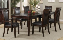 Coaster Ramona Walnut Dining Table Available Online in Dallas Fort Worth Texas