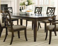 Coaster Meredith Dining Table Available Online in Dallas Fort Worth Texas