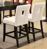 Newbridge White Counter Height Barstool Available Online in Dallas Fort Worth Texas