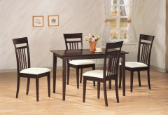 Andrews 5pc Dining Room Set Available Online in Dallas Fort Worth Texas