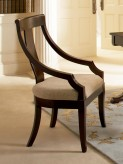 Coaster Cresta Cherry Arm Chair Available Online in Dallas Fort Worth Texas