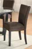 Coaster Bloomfield Chocolate Side Chair Available Online in Dallas Fort Worth Texas