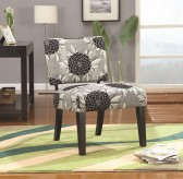 Bachman Grey Accent Chair Available Online in Dallas Fort Worth Texas