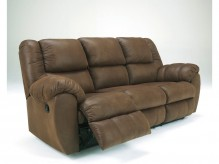 Ashley Quaterback Reclining Sofa Available Online in Dallas Fort Worth Texas