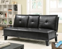 Coaster Mansur Sofa Bed With Flip-Down Table Available Online in Dallas Fort Worth Texas