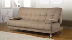 Coaster Braxton Tan Sofa Bed Available Online in Dallas Fort Worth Texas
