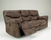 Alzena Reclining Sofa Available Online in Dallas Fort Worth Texas