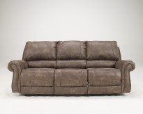 Ashley Oberson Power Reclining Sofa Available Online in Dallas Fort Worth Texas