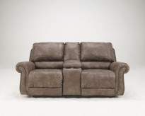 Ashley Oberson Recling Loveseat... Available Online in Dallas Fort Worth Texas