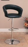 Coaster Nico Black Barstool Available Online in Dallas Fort Worth Texas