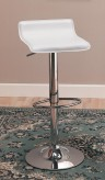 Coaster Reed White Barstool Available Online in Dallas Fort Worth Texas