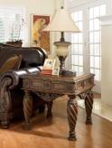 Ashley North Shore End Table Available Online in Dallas Fort Worth Texas
