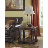 Ashley Ledelle End Table Available Online in Dallas Fort Worth Texas