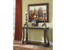 Ashley Ledelle Sofa Table Available Online in Dallas Fort Worth Texas