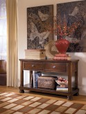 Ashley Porter Sofa Table Available Online in Dallas Fort Worth Texas
