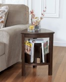 Ashley Larimer Triangle End Table Available Online in Dallas Fort Worth Texas