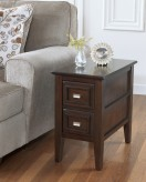Ashley Larimer Chair Side Table Available Online in Dallas Fort Worth Texas