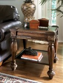 Ashley Mantera End Table Available Online in Dallas Fort Worth Texas