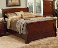 Chesterville Queen Sleigh Bed Available Online in Dallas Fort Worth Texas