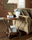 Nestor Round End Table Available Online in Dallas Fort Worth Texas