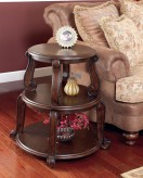 Ashley Brookfield 2 Tier Round ... Available Online in Dallas Fort Worth Texas