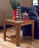 Ashley Toscana Square End Table Available Online in Dallas Fort Worth Texas