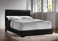 Conner Black Queen Bed Available Online in Dallas Texas