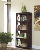 Ashley Devrik Bookcase Available Online in Dallas Fort Worth Texas