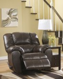 Dylan DuraBlend Espresso Rocker Recliner Available Online in Dallas Fort Worth Texas