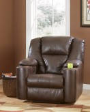 Ashley Paramount DuraBlend Zero Wall Recliner Available Online in Dallas Fort Worth Texas