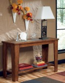 Ashley Toscana Sofa Table Available Online in Dallas Fort Worth Texas