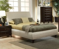 Phoenix King Upholstered Bed Available Online in Dallas Fort Worth Texas