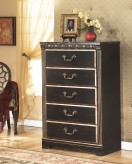 Ashley Coal Creek Chest Available Online in Dallas Fort Worth Texas