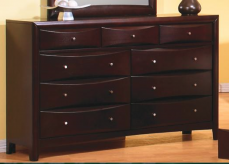 Coaster Phoenix Dresser Available Online in Dallas Fort Worth Texas