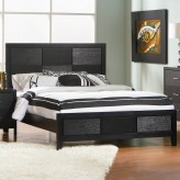 Grove Black Cal King Bed Available Online in Dallas Fort Worth Texas