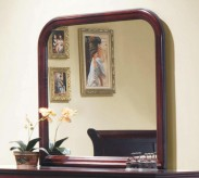 Louis Philippe Cherry Mirror Available Online in Dallas Fort Worth Texas