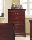 Louis Philippe Cherry Chest Available Online in Dallas Fort Worth Texas