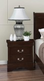 Louis Philippe Brown Night Stand Available Online in Dallas Fort Worth Texas