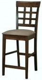 Gabriel Cappuccino Wheat Back Barstool Available Online in Dallas Fort Worth Texas