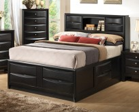 Briana King Storage Bed Available Online in Dallas Fort Worth Texas