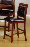 Coaster Lancaster Counter Height Chair Available Online in Dallas Fort Worth Texas