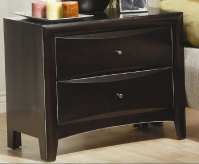 Coaster Phoenix Night Stand Available Online in Dallas Fort Worth Texas