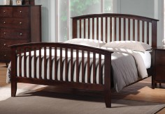 Coaster Tia Arched Queen Bed Available Online in Dallas Fort Worth Texas