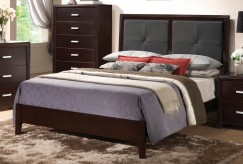 Andreas Queen Low Profile Bed Available Online in Dallas Texas