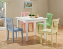Coaster Kinzie 5pc Kids Dining Set Available Online in Dallas Fort Worth Texas