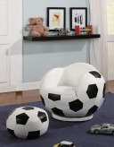Coaster Soccerball Chair with O... Available Online in Dallas Fort Worth Texas