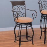 Coaster Saleek Dark Brown Bar S... Available Online in Dallas Fort Worth Texas