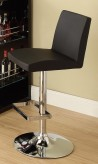Sleek Black Barstool Available Online in Dallas Fort Worth Texas